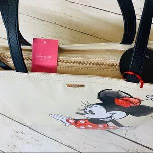 kate spade Bags - Disney Minnie Mouse Kate spade Tote BRAND NEW